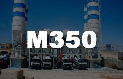 Бетон М350 - 3400 руб.